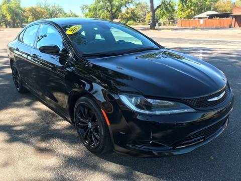 2015 Chrysler 200 for sale at Go Smart Car Sales LLC in Winter Garden FL