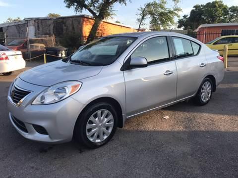 2014 Nissan Versa for sale at Go Smart Car Sales LLC in Winter Garden FL