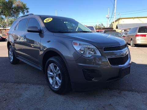 2012 Chevrolet Equinox for sale at Go Smart Car Sales LLC in Winter Garden FL