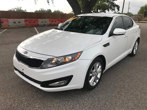2012 Kia Optima for sale at Go Smart Car Sales LLC in Winter Garden FL