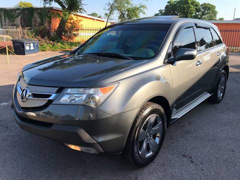 2007 Acura MDX for sale at Go Smart Car Sales LLC in Winter Garden FL