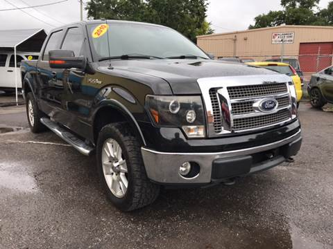2010 Ford F-150 for sale at Go Smart Car Sales LLC in Winter Garden FL
