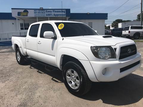 2008 Toyota Tacoma for sale at Go Smart Car Sales LLC in Winter Garden FL