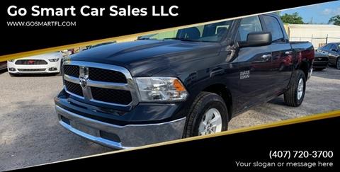 2016 RAM Ram Pickup 1500 for sale at Go Smart Car Sales LLC in Winter Garden FL
