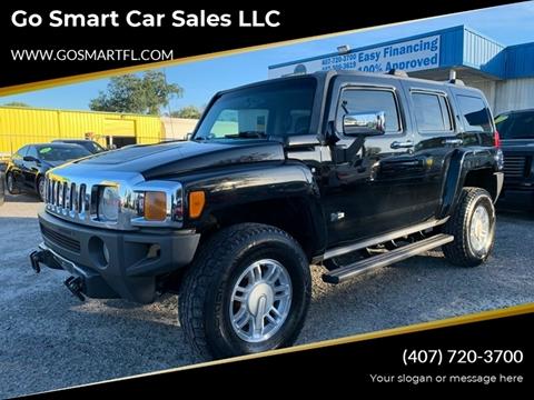 2006 HUMMER H3 for sale at Go Smart Car Sales LLC in Winter Garden FL
