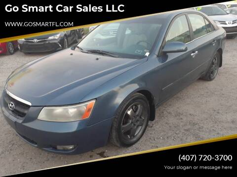 2006 Hyundai Sonata for sale at Go Smart Car Sales LLC in Winter Garden FL
