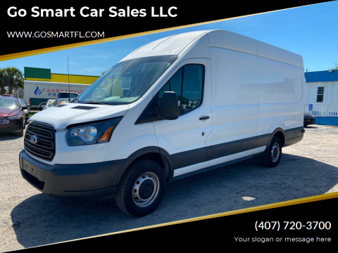 2016 Ford Transit Cargo for sale at Go Smart Car Sales LLC in Winter Garden FL