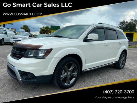 2016 Dodge Journey for sale at Go Smart Car Sales LLC in Winter Garden FL