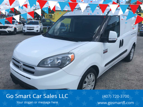 2016 RAM ProMaster City Wagon for sale at Go Smart Car Sales LLC in Winter Garden FL