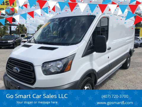 2018 Ford Transit Cargo for sale at Go Smart Car Sales LLC in Winter Garden FL