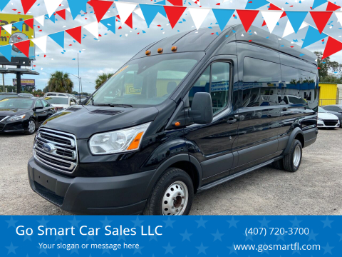 2019 Ford Transit Passenger for sale at Go Smart Car Sales LLC in Winter Garden FL
