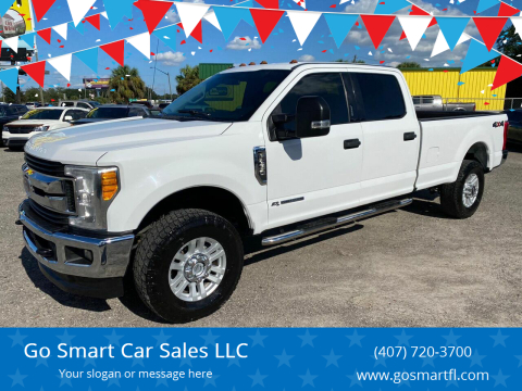 2017 Ford F-250 Super Duty for sale at Go Smart Car Sales LLC in Winter Garden FL