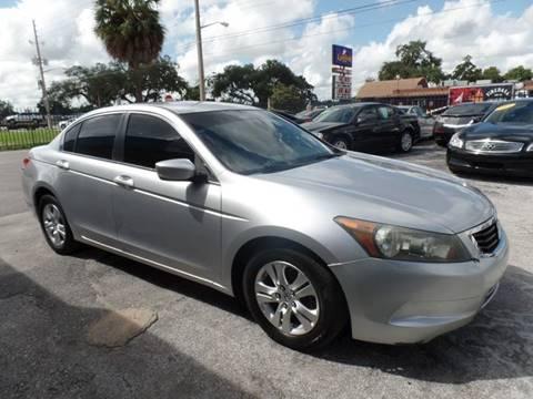 2008 Honda Accord for sale at Go Smart Car Sales LLC in Winter Garden FL