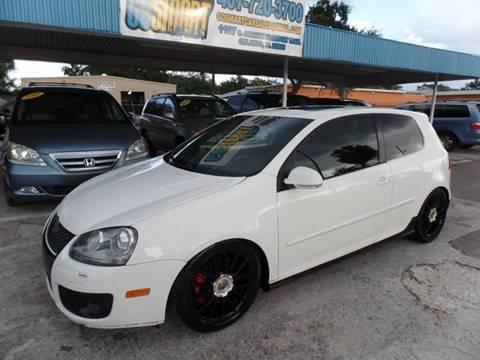 2009 Volkswagen GTI for sale at Go Smart Car Sales LLC in Winter Garden FL