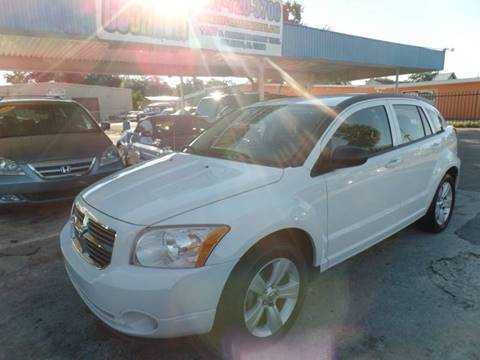 2011 Dodge Caliber for sale at Go Smart Car Sales LLC in Winter Garden FL