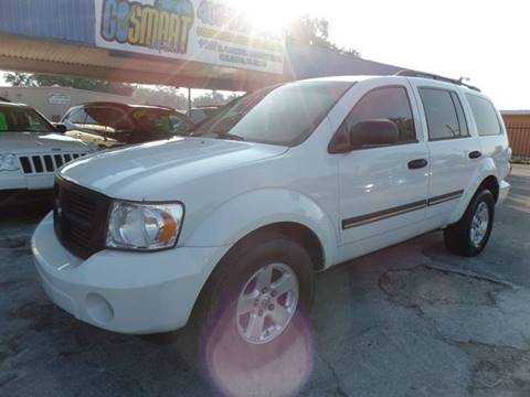 2008 Dodge Durango for sale at Go Smart Car Sales LLC in Winter Garden FL