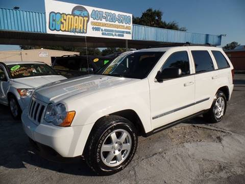 2010 Jeep Grand Cherokee for sale at Go Smart Car Sales LLC in Winter Garden FL