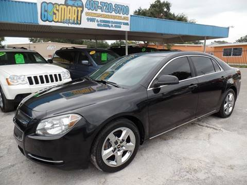 2010 Chevrolet Malibu for sale at Go Smart Car Sales LLC in Winter Garden FL