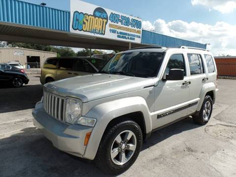 2008 Jeep Liberty for sale at Go Smart Car Sales LLC in Winter Garden FL