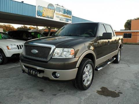 2008 Ford F-150 for sale at Go Smart Car Sales LLC in Winter Garden FL