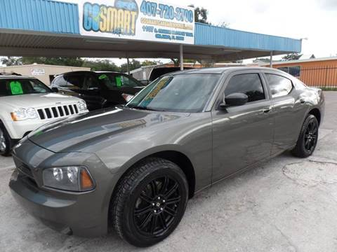 2008 Dodge Charger for sale at Go Smart Car Sales LLC in Winter Garden FL