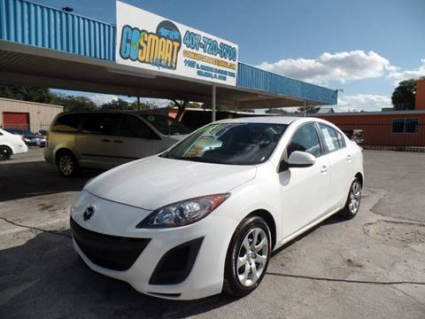 2011 Mazda MAZDA3 for sale at Go Smart Car Sales LLC in Winter Garden FL