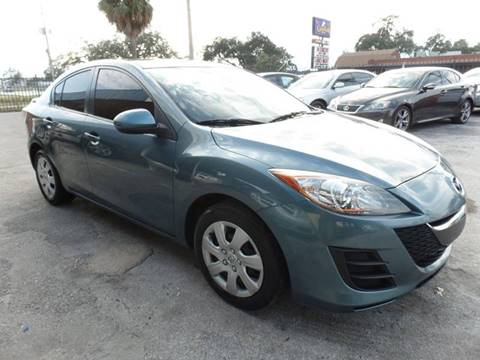 2010 Mazda MAZDA3 for sale at Go Smart Car Sales LLC in Winter Garden FL