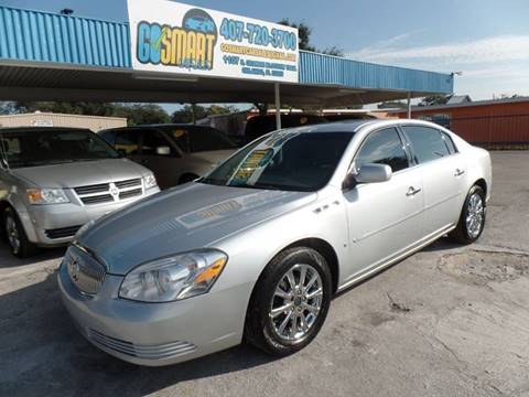 2009 Buick Lucerne for sale at Go Smart Car Sales LLC in Winter Garden FL