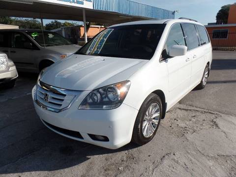 2008 Honda Odyssey for sale at Go Smart Car Sales LLC in Winter Garden FL