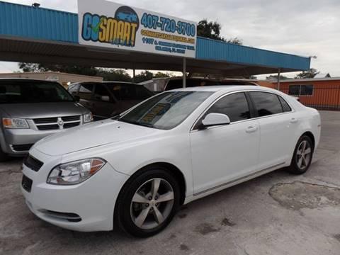 2011 Chevrolet Malibu for sale at Go Smart Car Sales LLC in Winter Garden FL