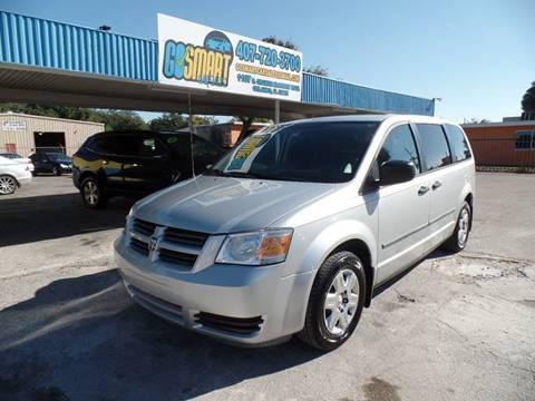 2008 Dodge Grand Caravan for sale at Go Smart Car Sales LLC in Winter Garden FL