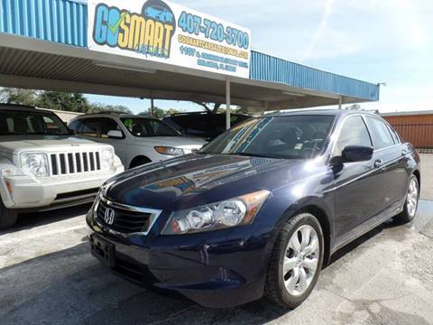 2008 Honda Accord for sale at Go Smart Car Sales LLC in Winter Garden FL