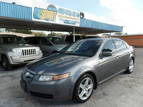 2006 Acura TL for sale at Go Smart Car Sales LLC in Winter Garden FL