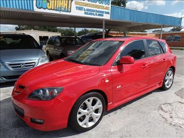 2007 Mazda MAZDA3 for sale at Go Smart Car Sales LLC in Winter Garden FL