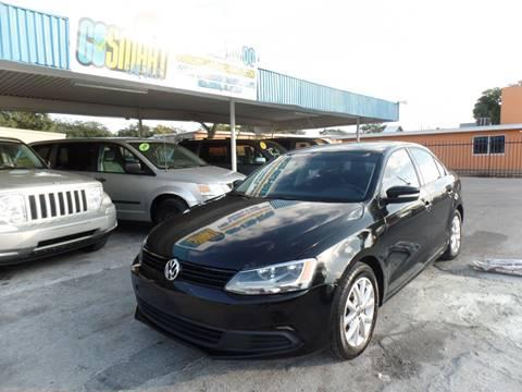 2012 Volkswagen Jetta for sale at Go Smart Car Sales LLC in Winter Garden FL