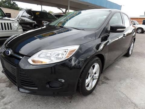 2013 Ford Focus for sale at Go Smart Car Sales LLC in Winter Garden FL