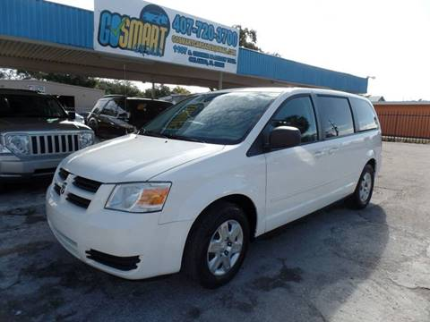 2010 Dodge Grand Caravan for sale at Go Smart Car Sales LLC in Winter Garden FL
