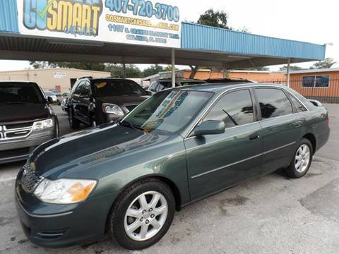 2003 Toyota Avalon for sale at Go Smart Car Sales LLC in Winter Garden FL