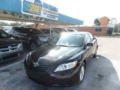 2007 Toyota Camry for sale at Go Smart Car Sales LLC in Winter Garden FL
