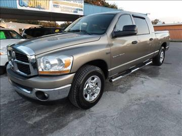 2006 Dodge Ram Pickup 1500 for sale at Go Smart Car Sales LLC in Winter Garden FL
