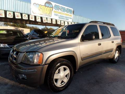 2003 Isuzu Ascender for sale at Go Smart Car Sales LLC in Winter Garden FL