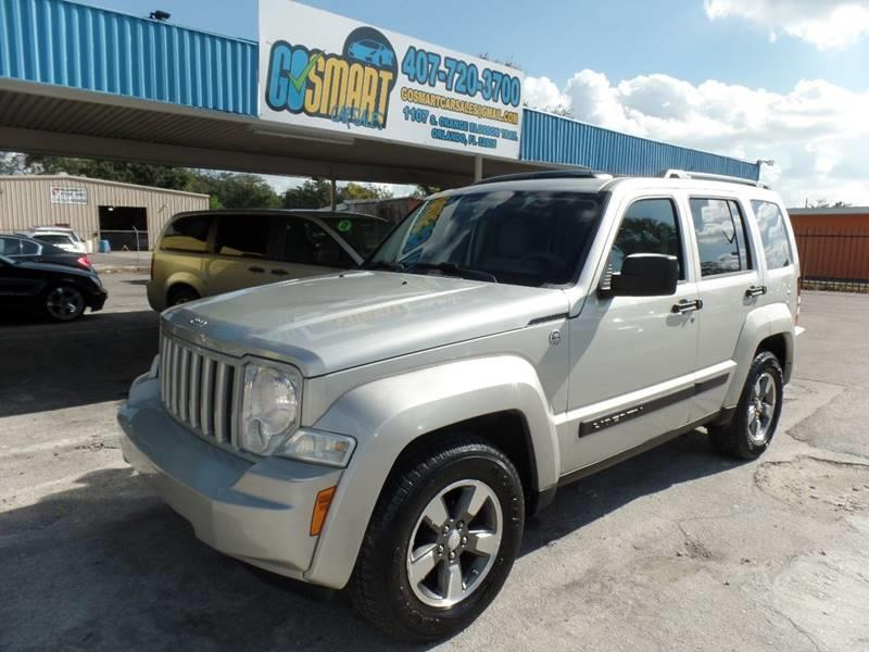2008 jeep liberty 4x4 sport 4dr suv in winter garden fl go smart rh gosmartfl com 2008 Jeep Trail 2008 Jeep Trail