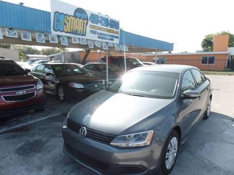 2014 Volkswagen Jetta for sale at Go Smart Car Sales LLC in Winter Garden FL