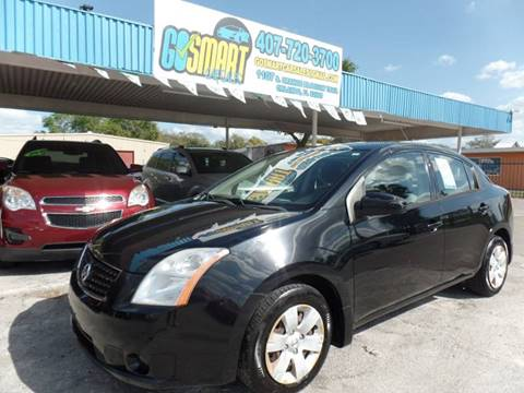 2008 Nissan Sentra for sale at Go Smart Car Sales LLC in Winter Garden FL