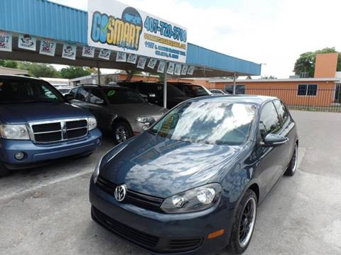2011 Volkswagen Golf for sale at Go Smart Car Sales LLC in Winter Garden FL