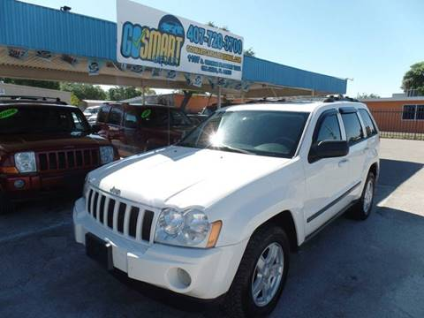 2007 Jeep Grand Cherokee for sale at Go Smart Car Sales LLC in Winter Garden FL