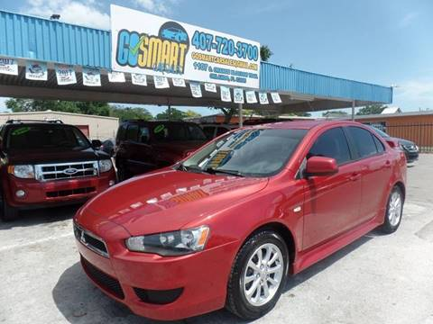 2011 Mitsubishi Lancer for sale at Go Smart Car Sales LLC in Winter Garden FL