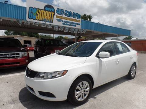 2010 Kia Forte for sale at Go Smart Car Sales LLC in Winter Garden FL
