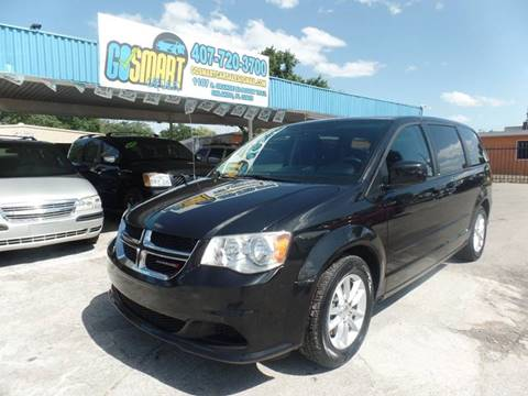 2013 Dodge Grand Caravan for sale at Go Smart Car Sales LLC in Winter Garden FL