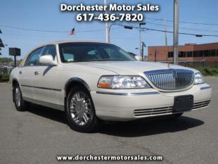 2006 Lincoln Town Car for sale in Dorchester, MA